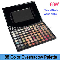 New 88 Warm Palette Makeup 88 Full Color Natural Nude Eyeshadow Palette Make Up {88W} Free Shipping