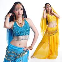 indian dance clothes set belly dance set costume c long tulle dress