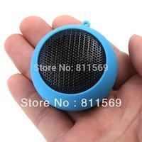 free shipping wholesale price HIFI USB Mp3 speaker Stereo Mini Speaker hamburger speaker
