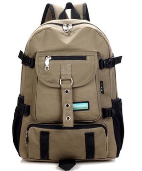 2014 arcuate shouider strap Молния Сплошной Повседневный bag male backpack school ...