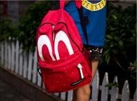 Free shipping canvas backpack for child&girl korean backpack school bag Kawaii backpack  backpack for shcool discount