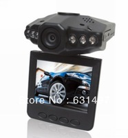 "2.5"" LTPS  Real HD 720P Car DVR LED Dash Camera Night Vision Vehicle Recorder With HDMI"