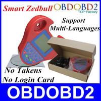 Strongly Recommanded !!! Auto Key Programmer Mini ZedBull [No Token No Login Card ] Three Year Warranty Mini Zed bull Smart V508