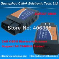 Auto OBD2 Universal Diagnostic Tool Car OBDII ELM327 Bluetooth Scanner Car Diagnostic Interface CANBUS Scanner