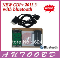 Good news! 2013 R3 TCS CDP pro plus with Bluetooth+ KEYGEN+DS150E Software Multi-language auto diagnostic tools~freeshipping