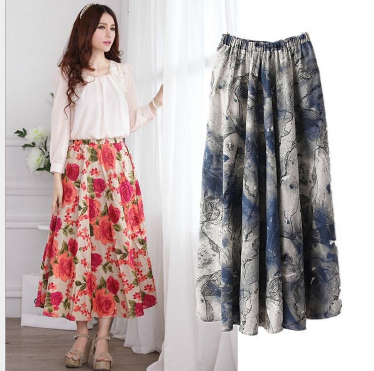 Beautiful Long Skirts For Women 2013  Inofashionstylecom