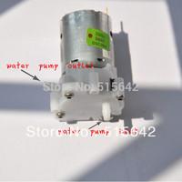 Hot 6v electric pump witn 360 motor for Curiosity rc toy parts DC mini liquid pump for diy