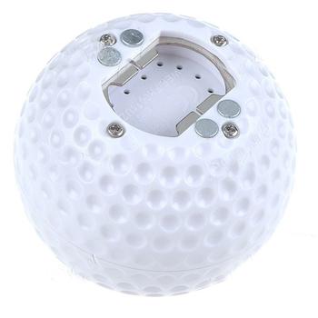 Free shippingHot Sale Wholesale&Retail Beer & Soda Musical Bottle Opener Fridge Message Magnet Golf Ball Shape
