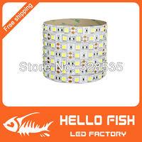 High quality 5m 300 LED 5050 SMD 12V LED strip flexible light 60 led/m,LED decorative light strip