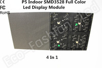 Hot Sale ! P5 Indoor SMD3528 Full Color 4in1 Module Size 320mm x 320mm Video Full Color Led Display Module