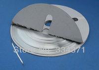 Mini 108 feet PV Ribbon 0.15x2 mm tabbing wire solar cell panel Free shipping!
