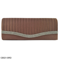 2013 8 Color New Design! 4 Row Of Diamante Charming  Ladies Clutch Evening Bag,Fashion Party Bags, Free Shipping/CB021