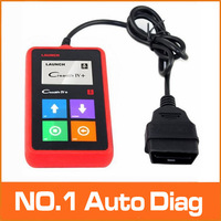 2013 New Arrival Original multi-language Launch X431 CREADER IV+ OBDII Car Universal Code Scanner CReader IV Plus Free Shipping