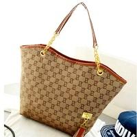 Hot Casual Free shipping women handbag shoulder bag chains canvas designer tassel brand women messenger bag fashion women tote