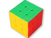 Brand New ABS Dayan GuHong 3x3 Speed Cube 6 Color Stickerless Fully Assembled wholesale