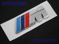 ABS M CAR BADGE  Emblem LogoTECH M POWER SPORT HOOD BOOT 3D STICKER Wholesale Free shiping By DHL  (3-5 Days) 200pcs/lots