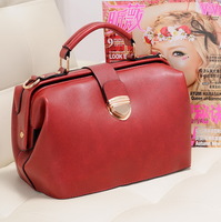 Fashion women leather handbags high quality PU leather designer women's handbags shoulder messenger bag free shipping sg147