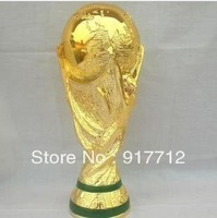 RESIN WORLD CUP TROPHY MODEL 1:20 WM-POKAL REPLICA 13.5cm tall  Hercules Trophy