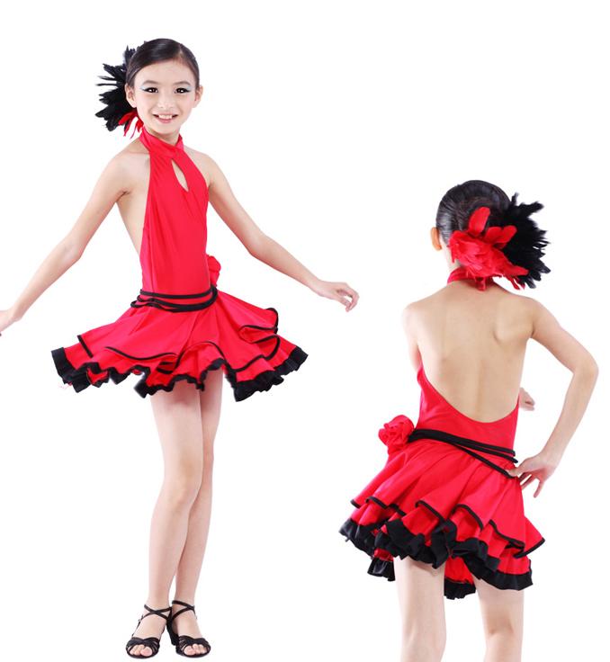 Платья для бальных танцев короткие