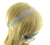 Leaf Lace Hair Accessory  Fashion The Wide  HeadBand For Women Girl Iovry