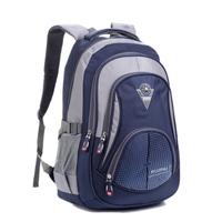 Hot genuine brand waterproof Nylon Cartoon 6 colors good quality school backpacks children school bags