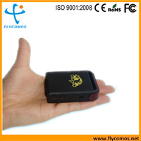 Free Shipping+Mini New Waterproof mobile phone TK102B GSM/GPRS Tracking System GPS Tracking Device Tracker + 2 Battery