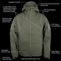 FS 2014 Quality Lurker Shark skin Soft Shell HOT TAD V 4.0 Men Outdoor Hunting Camping Waterproof Coats Jacket XS-XXL