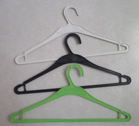 Cheapest Hanger Enhanced Disposable Hangers, Disposable Plastic Clothes Hanger, Dry Cleaners' Clothes Rack, Wholesale