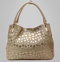 2013 Free Shipping Guarantee 100% Genuine Leather Handbags Women Famous Brands, Designer Vintage Bags, Women Cowhide Bags
