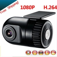 D168 Mini Car DVR Smallest HD 1080P Dash Cam with H.264 120 Degree Car vehicle Camcorder DVR Camera Recorder G-sensor