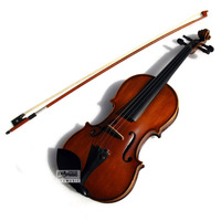 Violin set High quality handmade violin,spruce top violin, gift bag, bow, rosin and case free shippin