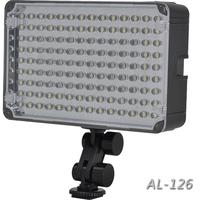 Wholesale Aputure Amaran 126 LED Video Light Camera DV Camcorder Lighting 5500K /3200K For Canon Nikon