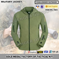 TAD Fashion Fleece Jacket