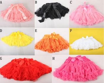 Free shipping baby girls pricess  tutu skirt  girl pettiskirt