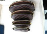 Cosmetic bag Women's Fashion Chnange Purse  Mini Purse Hand bag different sizes/set  wallet Female wallet