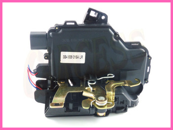 REAR LEFT DOOR LOCK MECHANISM ACTUATOR  FOR SKODA OCTAVIA SEATGOLF 4 IV MK4 PASSAT B5  LEON