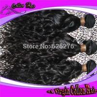 Free shipping 6A Virgin Collen hair: Same Length 4pcs lot, New Arrival loose curly Malaysian virgin hair human hair