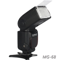 Aputure Magnum MG-68 Speedlite flash For Canon/Nikon/Pentax/Olympus DSLR Camera Photo flash Speedlight free shipping