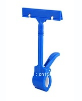 Free Shipping POP advertising clips/ thumb clip for supermarket&shop