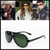 2014 New Brand Designer RB High Quality Sunglasses for men's and women's / Classic retro aviator sunglasses Free shipping