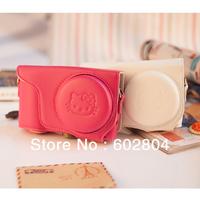 Wholesale!camera case bag fit  for Samsung Galaxy GC100 EK-GC100 GC110 EK-GC110 GC120 EK-GC120 camera imitation leather bag case