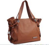 2013 Hot Sale Designer Genuine Leather Bag Fashion Brand Women's Handbag Shoulder Bag for Women Purse 1336 Free shipping