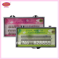 Ten Pieces Cross Eyelash
