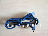 USB 2.0 A Male AM to Mini USB B Male Right Angle 90 Degree Cable Cord 1M 100cm