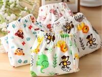 Baby boys underwear panties childrens  boxers  kids cotton underpants mix color 6pcs/lot free shipping