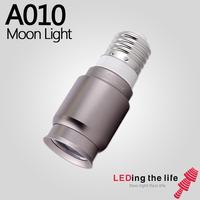 A010 Moon light,E27 LED focus spotlight, modern bedroom lighting plan design from LEDing the life