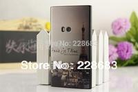 Free shipping ultrathin case for nokia lumia 920 cartoon style case for 920 Nokia drawing case Nokia 920 cute case