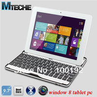"Windows8 /Windows7 Dual-Core Tablet 9.7"" Capacitive Intel Atom N2600 2G RAM 32GB Freeshipping"