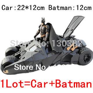2015 New Children Robot Car Toys Action Figure Figures Toy Batman Batmobile For Kids Baby Boy Best Toy Gift