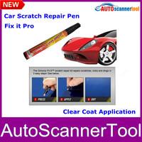 2014 Version Newest Universal Fix It Pro Clear Coat Application Car Scratch Repair Pen For Simoniz Painting Pens Free Shipping